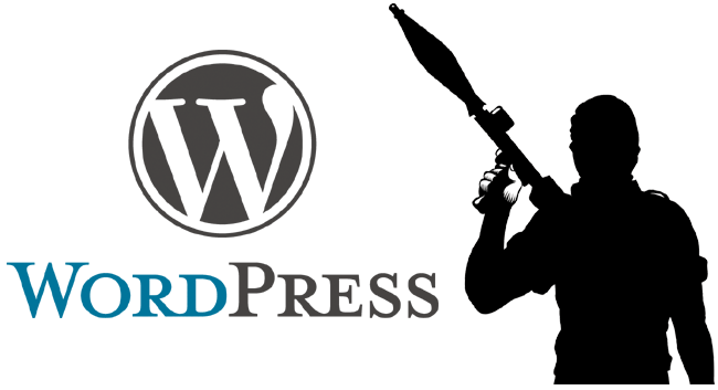 WordPress Terrorist