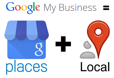 Google My Business = Google Places and Google+ Local ...