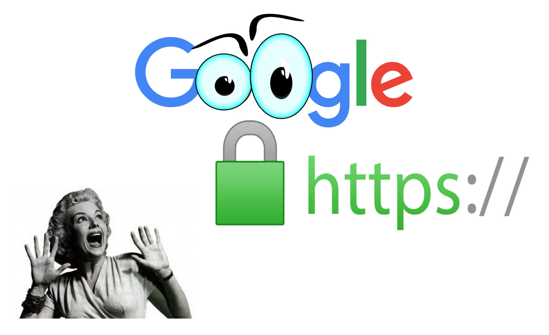 Google requires https